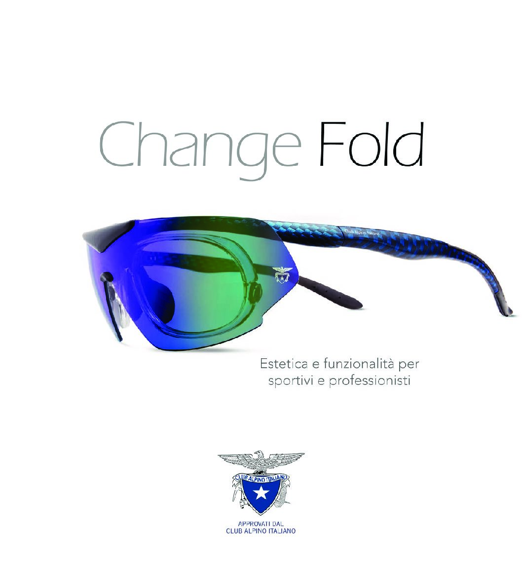 C.A.I. Club Alpino Italiano  Change Fold